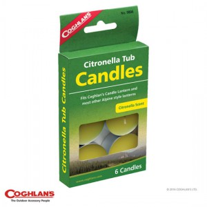 [코글란]Citronella Tub Candles